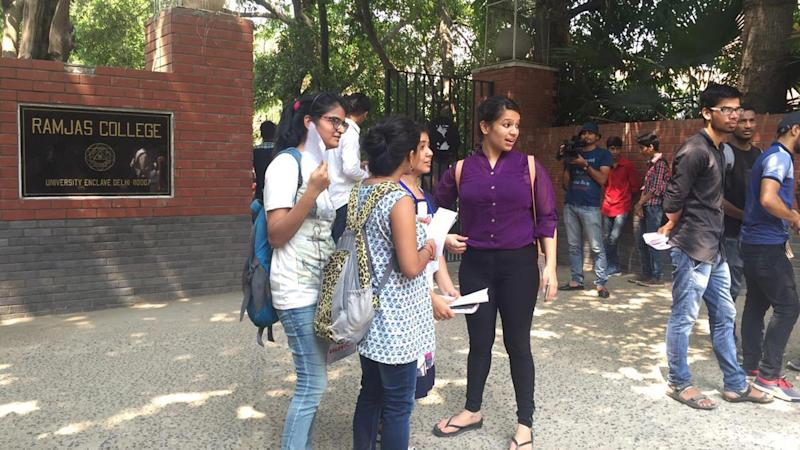 Ramjas College Fest: 4 Plays Themed on Nationalism Cancelled