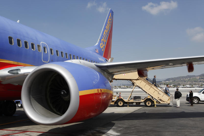 Higher fares help Southwest Airlines' profit