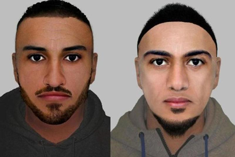 Appeal: Police have released an e-fit after two homophobic attacks: Met Police