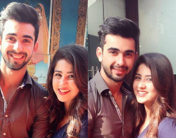 Yeh Hai Mohabbatein on-screen siblings Abhishek Verma and Aditi Bhatia ready to admit to their relationship?