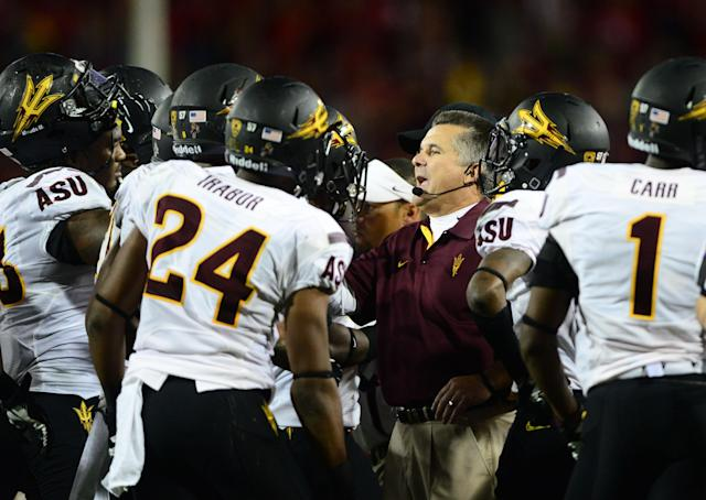 Arizona State hangs family picture in lockers for inspiration (Photo)