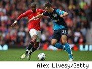 Man United take on Arsenal in the Premier League