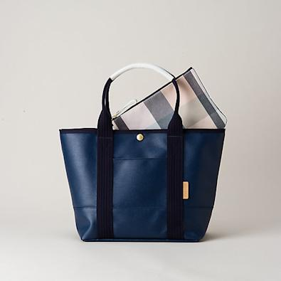 Blue Label Crestbridge bags by Burberry - Daily Tote Bag 8fd96ba226143