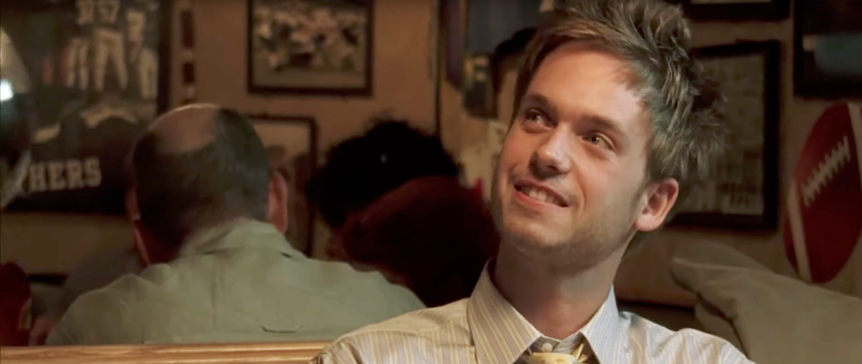 <p>Before he made a splash on the small screen in <em>Suits</em>, Patrick J. Adams made a cameo in the fifth episode of the series. As Connor Hayes, he came out to inspect and look at future projects for his company, eventually sleeping with Tyra Collette and cheating on his girlfriend back home. </p>