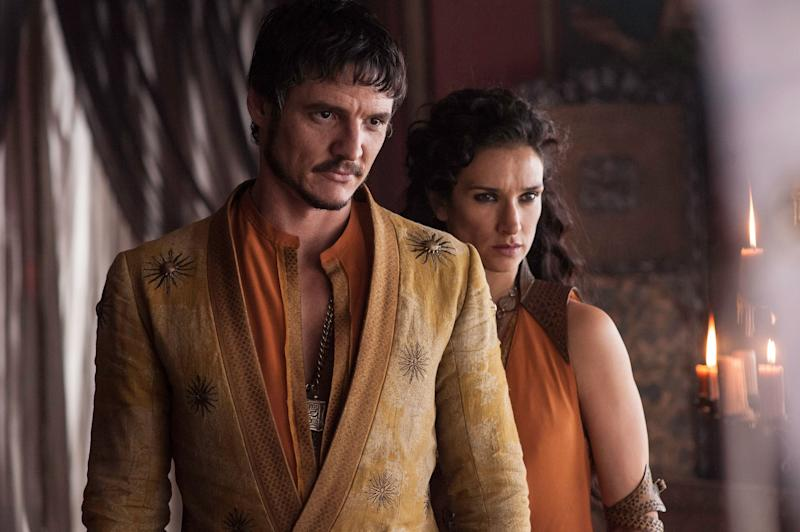 On 'Game of Thrones,' Pedro Pascal played flashy Dornish