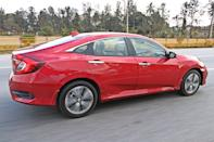 Honda bounced back in style with its Civic sedan as it bought back this revered brand in 2019. The new Civic looks stunning and is one of the best looking cars you can buy at this price plus Honda also packed in a lot of features for the price. With the Civic, Honda brought some life back into the 'D' segment.