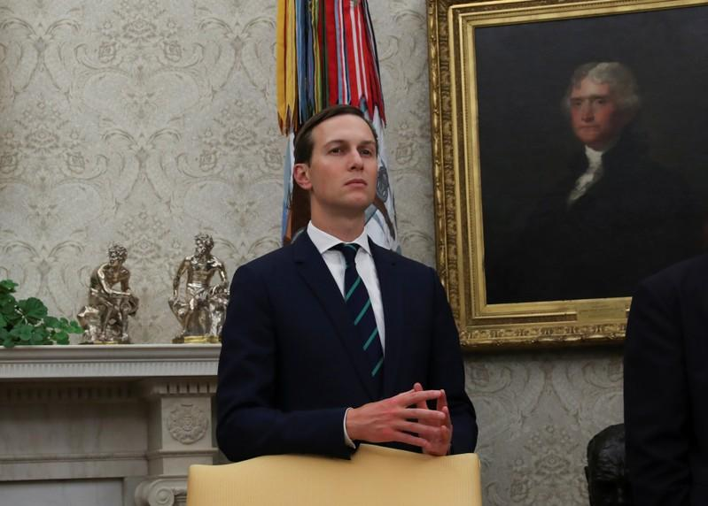 Jared Kushner, Trump's son-in-law, takes bigger role in China trade talks