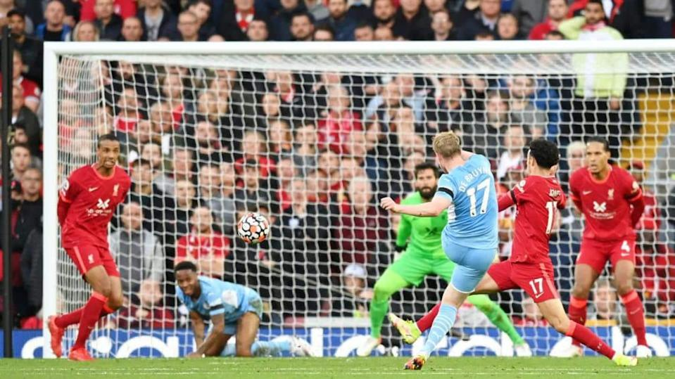 Premier League, Man City hold Liverpool at Anfield: Records broken
