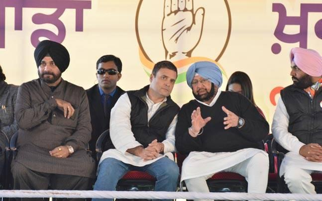 Exit poll: Congress' win, AAP's rise, Badals' rout in Punjab