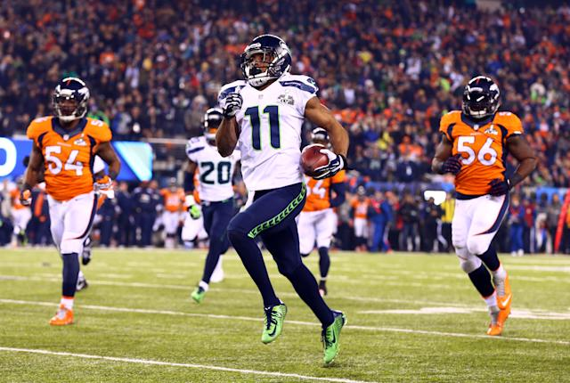 Harvin flashed glimpses of his greatness in '13. (USAT)