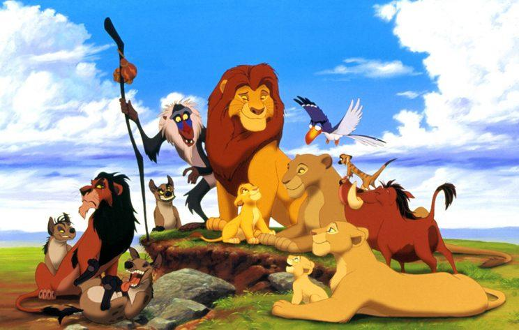 Disney pounces on 2019 release date for 'The Lion King'