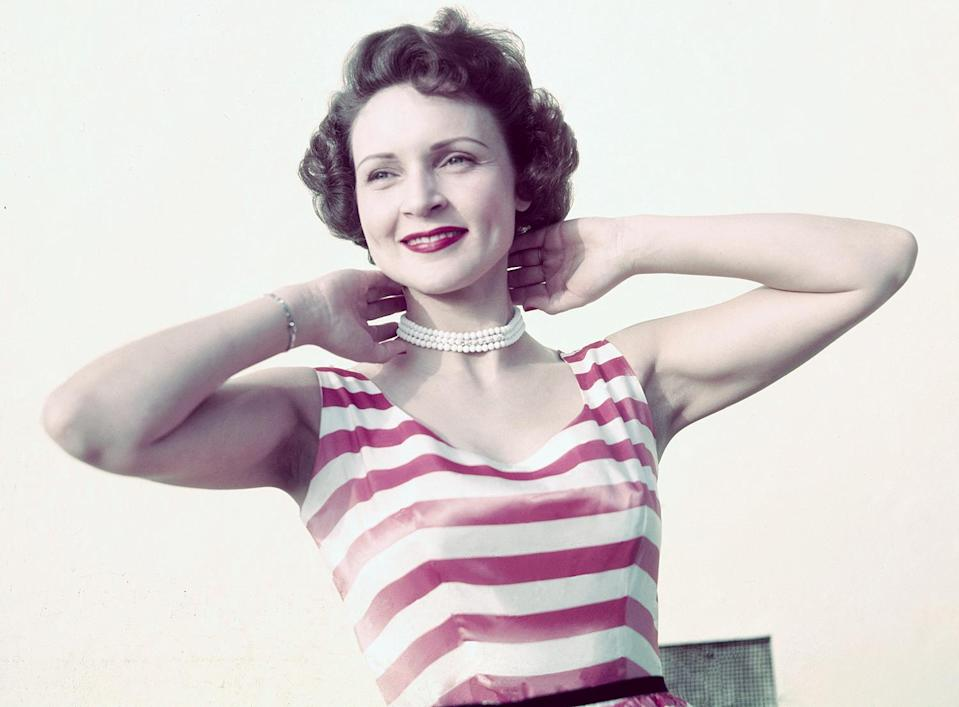 <p>In 1952, White took over the show, became its producer (a rarity for the time) and then created <em>Life with Elizabeth. </em>She earned her first Emmy for her work on the show. </p>