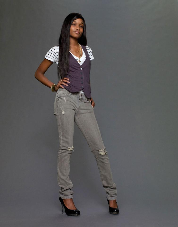 "Sundai, a 5'3"" 18-year-old student from Bakersfield, California, is one of the 14 participants in Cycle 13 of <a href=""/america-39-s-next-top-model/show/35130"">""America's Next Top Model.""</a>"