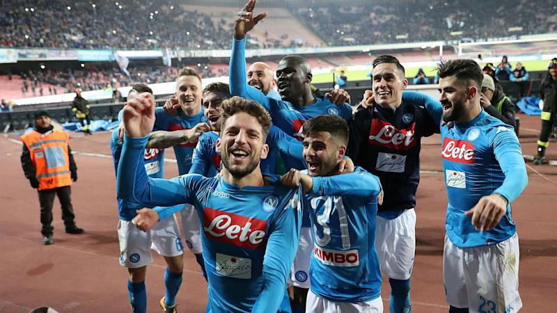 It's Napoli's year - Bianchi backs Sarri to deliver Scudetto