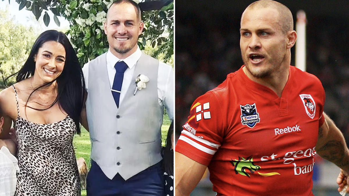 'Very sad': NRL great Matt Cooper in reported split from wife