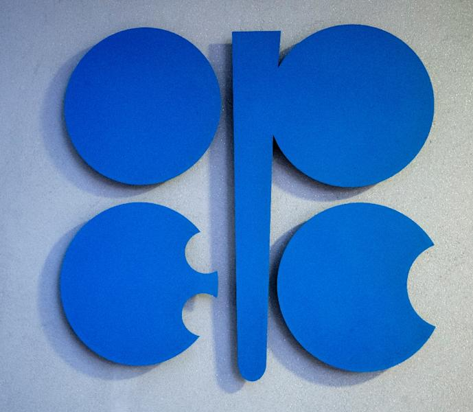 OPEC squeezed its production to a four-year low in January as the cartel seeks to boost oil prices (AFP Photo/JOE KLAMAR)