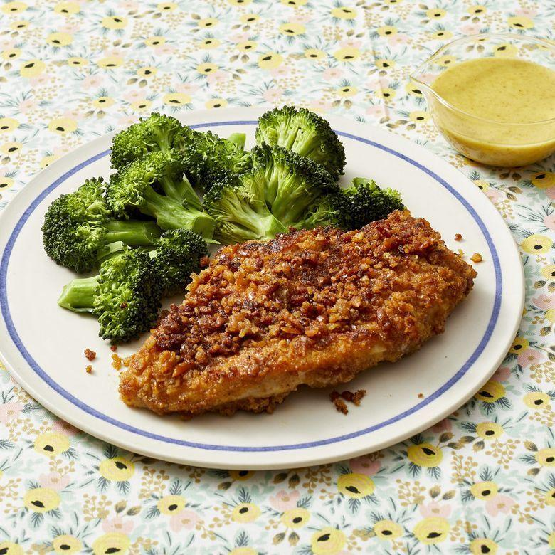 "<p>It'll be delicious on Mother's Day, of course—but don't be surprised if you end up keeping this pretzel-crusted chicken in your weeknight rotation all year long. The honey-mustard sauce is all but mandatory.</p><p><strong><a href=""https://www.thepioneerwoman.com/food-cooking/recipes/a35937584/pretzel-crusted-chicken-with-broccoli-recipe/"" rel=""nofollow noopener"" target=""_blank"" data-ylk=""slk:Get the recipe"" class=""link rapid-noclick-resp"">Get the recipe</a>.</strong></p><p><strong><a class=""link rapid-noclick-resp"" href=""https://go.redirectingat.com?id=74968X1596630&url=https%3A%2F%2Fwww.walmart.com%2Fsearch%2F%3Fcat_id%3D0%26facet%3Dbrand%253AThe%2BPioneer%2BWoman%26query%3Dthe%2Bpioneer%2Bwoman%2Bplates&sref=https%3A%2F%2Fwww.thepioneerwoman.com%2Ffood-cooking%2Fmeals-menus%2Fg35589850%2Fmothers-day-dinner-ideas%2F"" rel=""nofollow noopener"" target=""_blank"" data-ylk=""slk:SHOP PLATES"">SHOP PLATES</a><br></strong></p>"