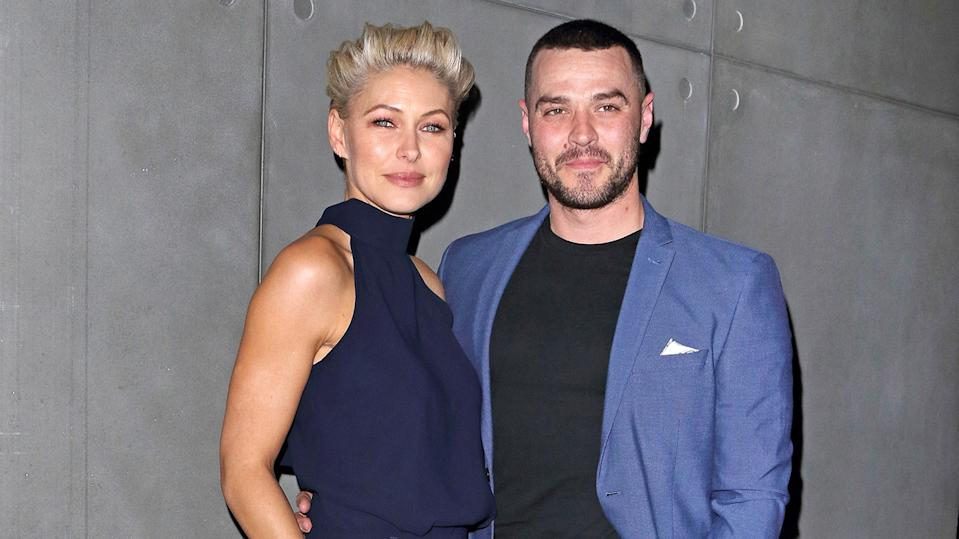 Emma and Matt Willis have been married for 12 years - and Emma says that was the last time she wore sexy lingerie! (Image: Getty Images)