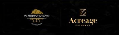 Acreage Obtains Final Order for Plan of Arrangement with Canopy Growth and Confirms Record Date for Acreage Shareholders Entitled to Receive the Option Premium (CNW Group/Canopy Growth Corporation)