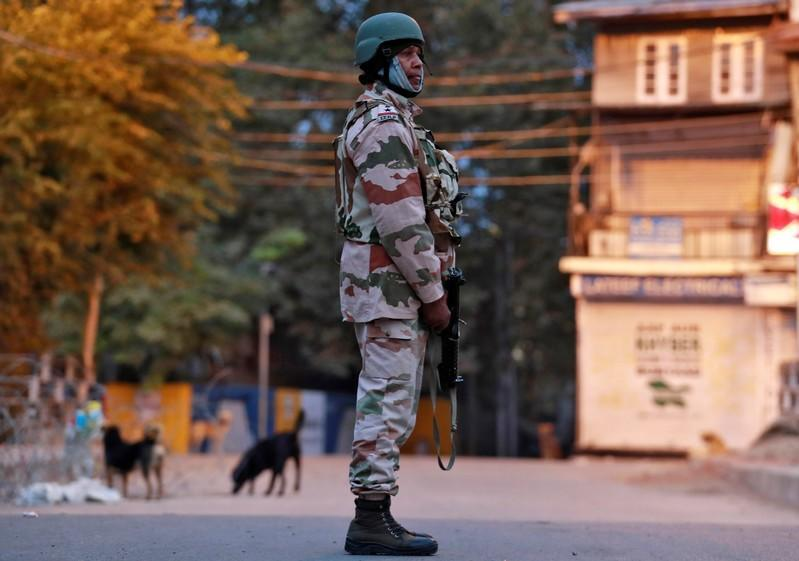Shops shuttered, streets deserted as Kashmir loses special status and is divided