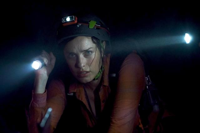 A still from Black Water: Abyss. (Altitude)
