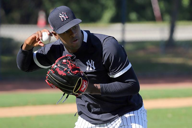 Yankees' Severino needs Tommy John surgery, out for year