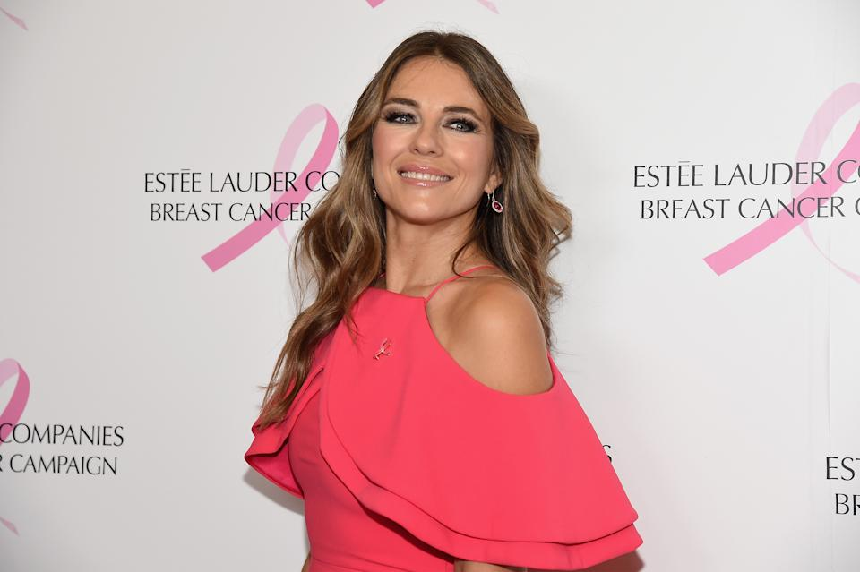 NEW YORK, NY - OCTOBER 01:  The Estée Lauder Companies' Breast Cancer Campaign Honors Its 26th Anniversary.  (Photo by Kevin Mazur/Getty Images for The Estée Lauder Companies)