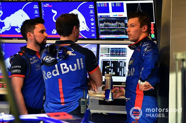 "¡Recuperó a Daniil Kvyat para 2019! <span class=""copyright"">Mark Sutton / Motorsport Images</span>"