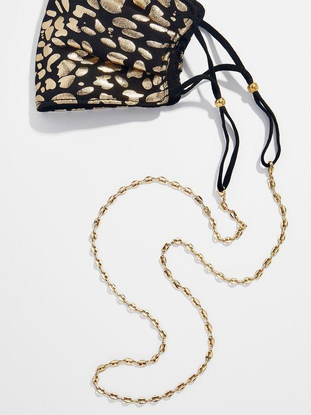 """<p><strong>BaubleBar</strong></p><p>baublebar.com</p><p><strong>$24.00</strong></p><p><a href=""""https://go.redirectingat.com?id=74968X1596630&url=https%3A%2F%2Fwww.baublebar.com%2Fproduct%2F55055-mask-chain&sref=https%3A%2F%2Fwww.seventeen.com%2Flife%2Ffriends-family%2Fg722%2Fbest-holiday-gifts-for-mom%2F"""" rel=""""nofollow noopener"""" target=""""_blank"""" data-ylk=""""slk:Shop Now"""" class=""""link rapid-noclick-resp"""">Shop Now</a></p><p>This is the ULTIMATE 2020 gift – it'll keep her face mask on-hand and looking stylish.</p>"""