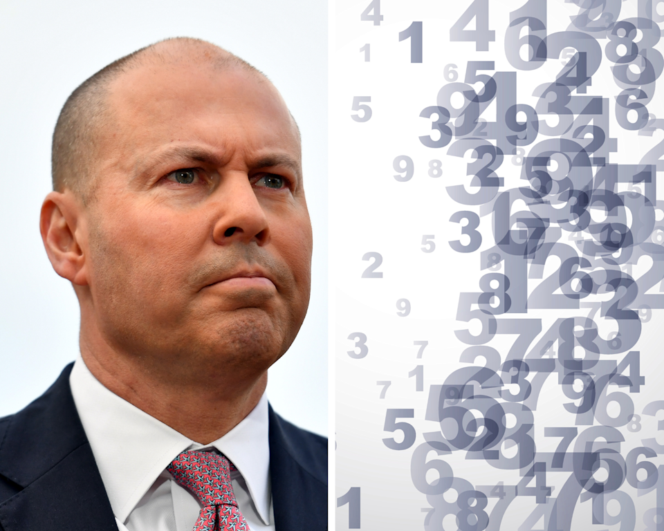 Treasurer Josh Frydenberg has delivered his second 'pandemic budget'. (Photo by Sam Mooy/Getty Images)