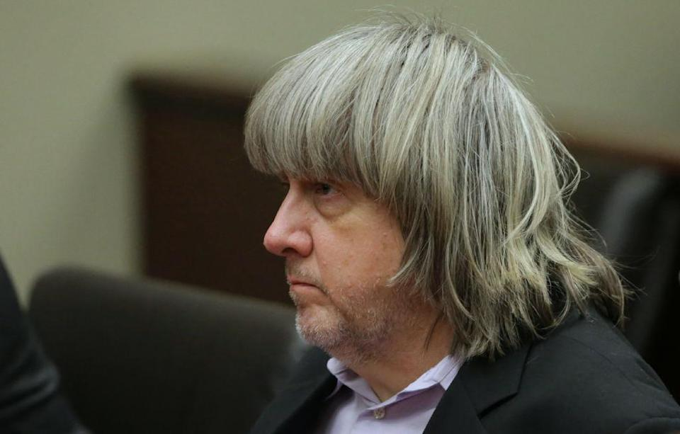 David Allen Turpin and his wife have pleaded not guilty to a series of charges (Picture: Getty)