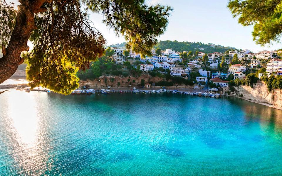 Alonissos - getty
