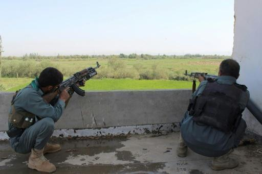 Afghan city of Kunduz under Taliban attack
