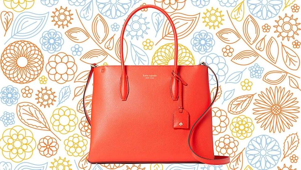 The Kate Spade Surprise sale is up to 77% off—and you can save even more on select items.