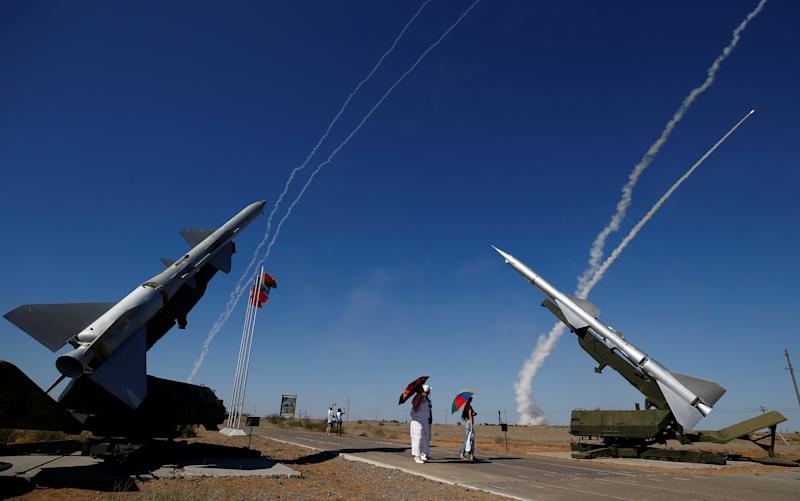 Russia's Air Defenses On High Alert Over North Korea, Says Senator