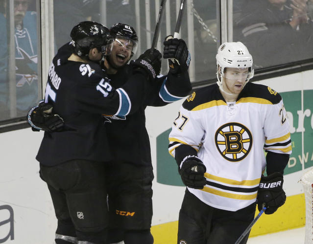 Boston Bruins have problems, most of them self-created (Trending Topics)