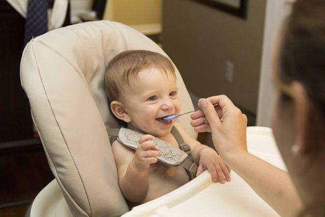 Finger Foods: A Good Start to Baby Led Weaning!