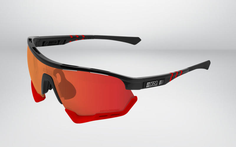Best cycling sunglasses: Scicon Aerotech