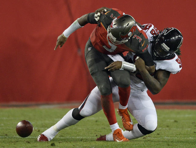 Tampa Bay Buccaneers quarterback Jameis Winston will be suspended for the first three games of this season. (AP)