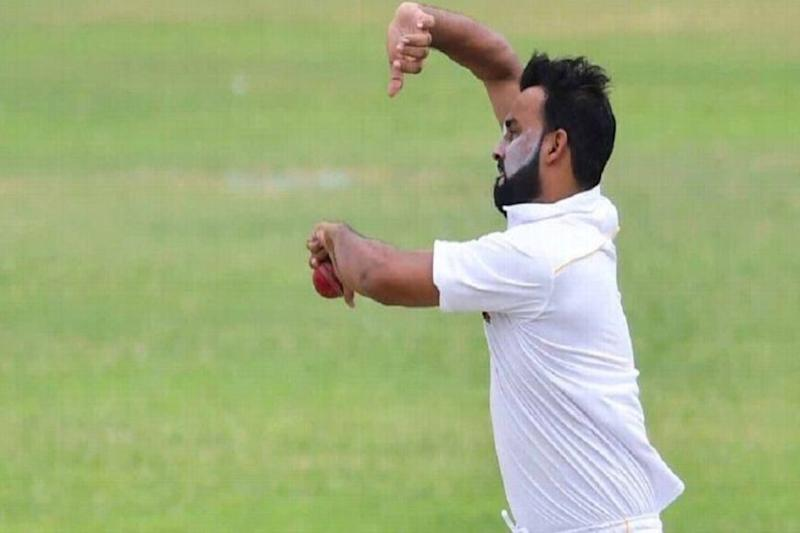 Pakistan Spinner Kashif Bhatti Rejoins Squad After Recovering from 'Remnants' of COVID-19