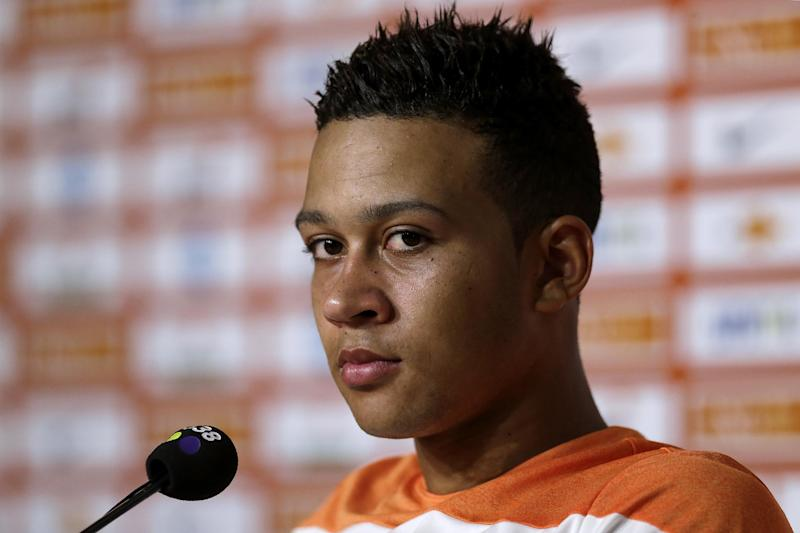 Depay happy with super sub World Cup role