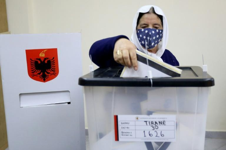Despite a fractious campaign, international observers have said voting in Albania's election passed off without major hitches