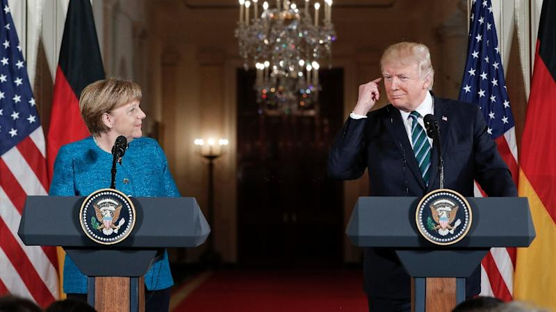 Wiretapping: What Trump Thinks Merkel and Him 'Have in Common'
