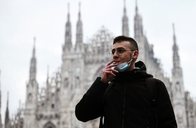 Milan became the first city in Italy to ban smoking in many open-air public places such as parks, stadiums, bus stops and even cemeteries