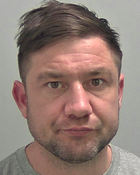 Scott Warner, 36, admitted to perverting the course of justice (Warwickshire Police)