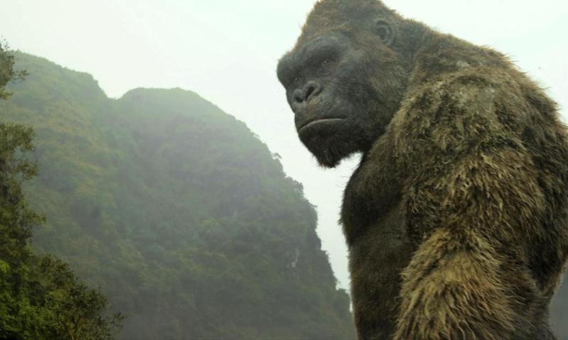 Tencent was a backer of the film Kong: Skull Island.