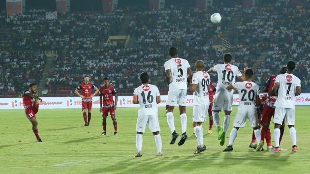 <p>ISL 2017: NorthEast United 0-0 Jamshedpur FC - The Highlanders start their campaign with a draw</p>