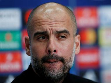 Premier League: Pep Guardiola hopes pain of crashing out of Champions League spurs Manchester City to treble