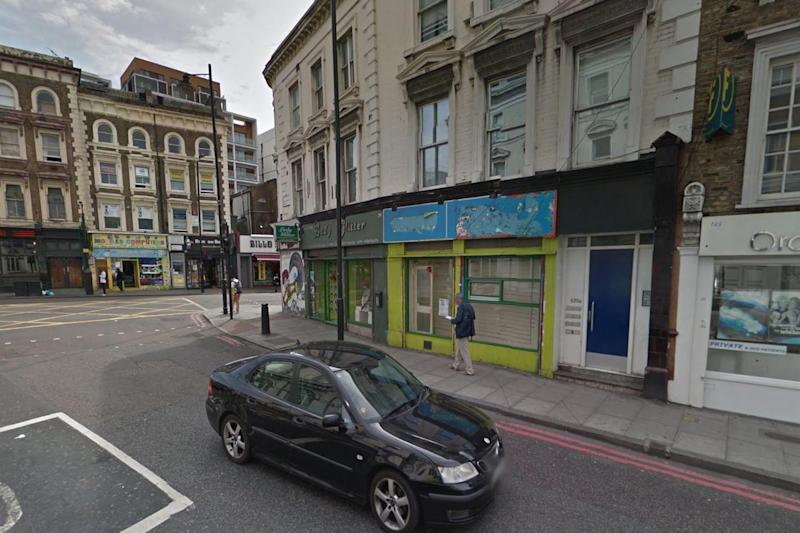 'Screaming gangs': Police rushed to Balls Pond Road, Dalston: Google maps