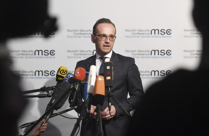 Germany says repatriation of Syria terrorists 'extremely difficult'